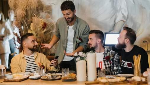 """Олексій Тригубенко зустрівся з учасниками 2 сезону """"Холостячки"""": фото чоловіків"""