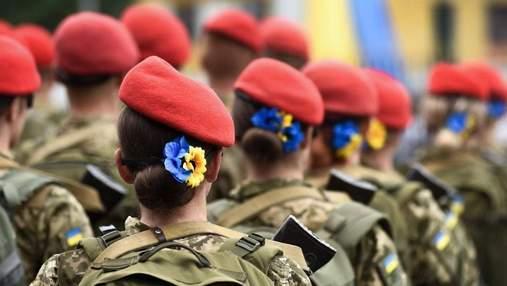 Наравне с мужчинами, – Елена Зеленская поздравила с Днем защитников и защитниц Украины