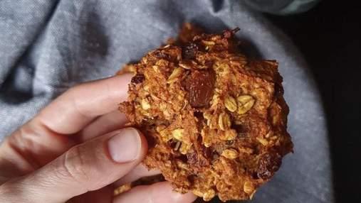 Морквяне печиво для тих, хто на дієті: простий рецепт