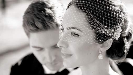 Эта любовь: первый год супружеской жизни Владимира Остапчука и Кристины Горняк в фотографиях
