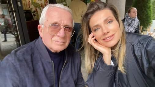 Старшая дочь Ольги Сумской встретилась с отцом: редкие фото