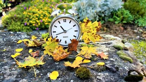 Переходимо на зимовий час-2021: коли в Україні переводять годинники