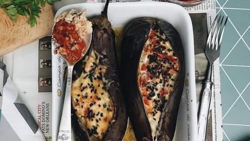 """""""Битые"""" баклажаны с курицей: рецепт диетического блюда на каждый день"""