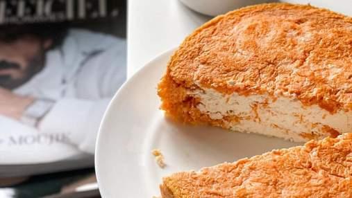 Настоящий осенний десерт: рецепт тыквенного сырника