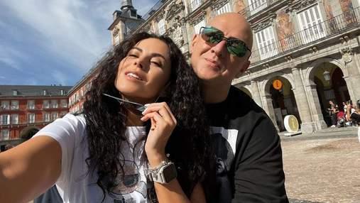 Настя Каменських з Потапом відпочивають у Дубаї: перше фото з відпустки