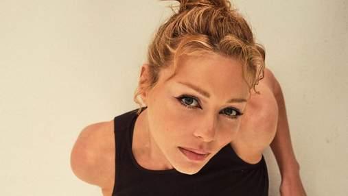 Тіна Кароль знялась у новій фотосесії в білизні: сміливі фото