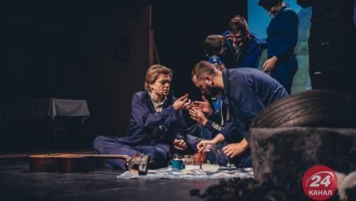 """""""Донбас – це не лише війна"""": як відбувся україно-британський мюзикл про шахтарів"""