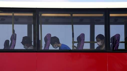 """Для тех, кто хочет выспаться: в Гонконге запустили """"сонный"""" автобусный тур"""