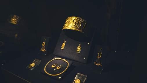 """Суд Амстердама постановив передати """"скіфське золото"""" Україні"""