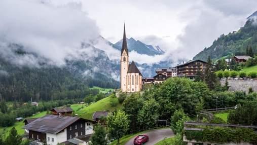 Найбільша фортеця Європи, екстремальна канатна дорога й не тільки: 5 must-visit локацій Австрії