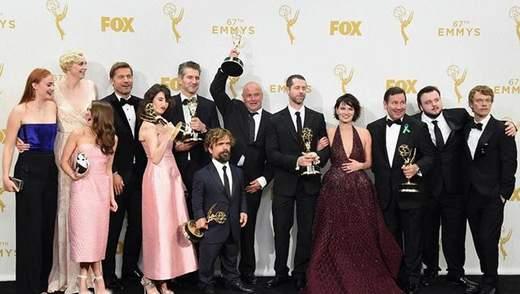 """Сериал """"Игра престолов"""" получил рекордное количество премий """"Эмми"""""""