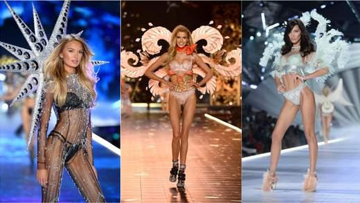 Грандиозное шоу Victoria's Secret отменили: чем отличился показ в 2018 году