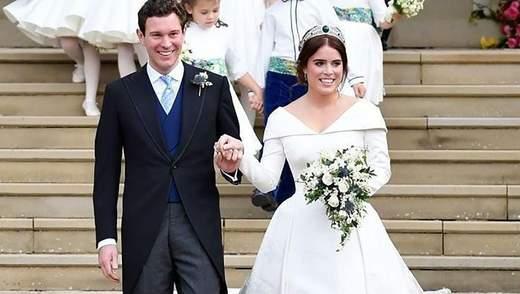 Принцеса Євгенія зворушливо привітала чоловіка з річницею одруження: романтичне відео