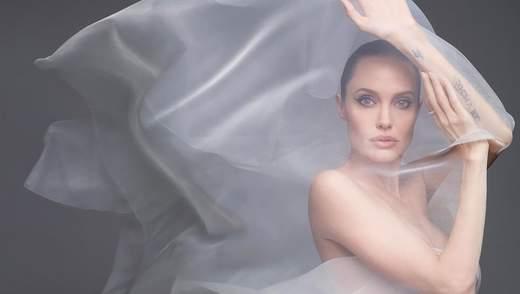 Рацион самой красивой женщины планеты: как питается Анджелина Джоли