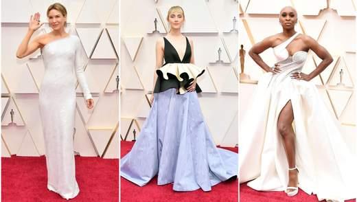 """Номінантки на """"Найкращу жіночу роль"""" приголомшили виходом на червоній доріжці Оскара-2020"""