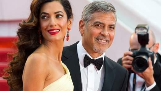 Думав, що ніколи не одружуся: Джордж Клуні відверто розповів про стосунки з Амаль