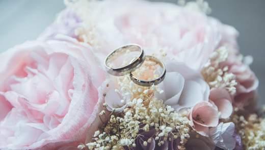 Весілля у 2021 році: сприятливі дати для одруження