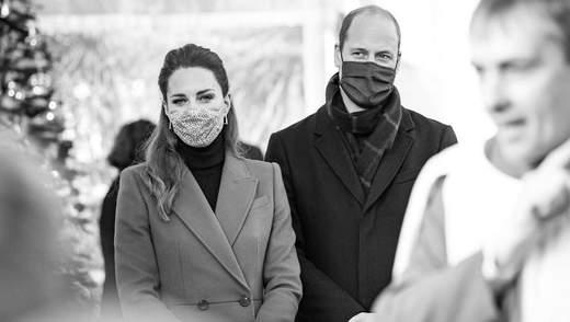 Кейт Міддлтон і принц Вільям вперше за довгий час з'явились на публіці з дітьми: неймовірні фото