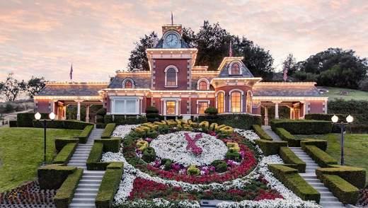 Легендарний маєток Майкла Джексона у Каліфорнії продали: відома вартість