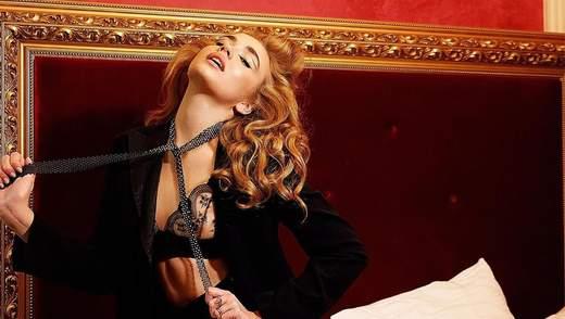 """Финалистка проекта """"Супер Топ-модель по-украински"""" поразила откровенным образом: горячие фото"""