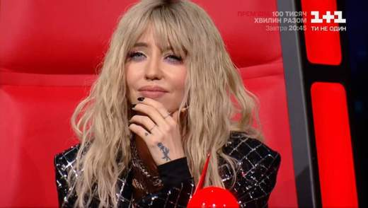 "Надя Дорофєєва розплакалась у 2 випуску шоу ""Голосу країни"": причина"
