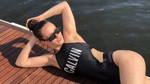 """В купальнике: """"Холостячка"""" Ксения Мишина похвасталась фигурой в Доминикане – фото"""