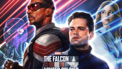"""Вийшов новий трейлер серіалу """"Сокіл та Зимовий солдат"""": що показали фанатам Marvel"""