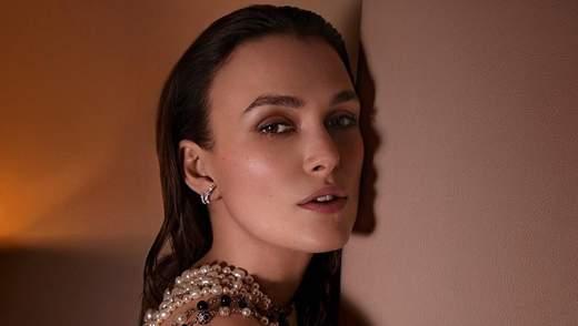 Чуттєва і ніжна: Кіра Найтлі знялася в рекламі літньої колекції Coco Mademoiselle від Chanel